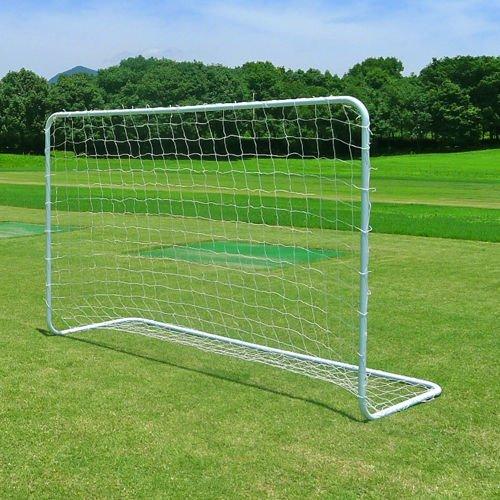 Fußballtor Kinder Fußball Tor Spiel Stahl Netz Garten Klappbar