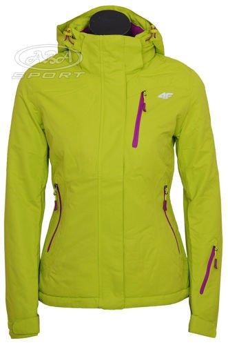 kurtka damska narciarska profilowana