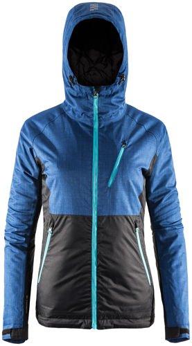 de3d58541e092 Damska kurtka zimowa narciarska KUDN602 Outhorn Grantowy - ABA Sport