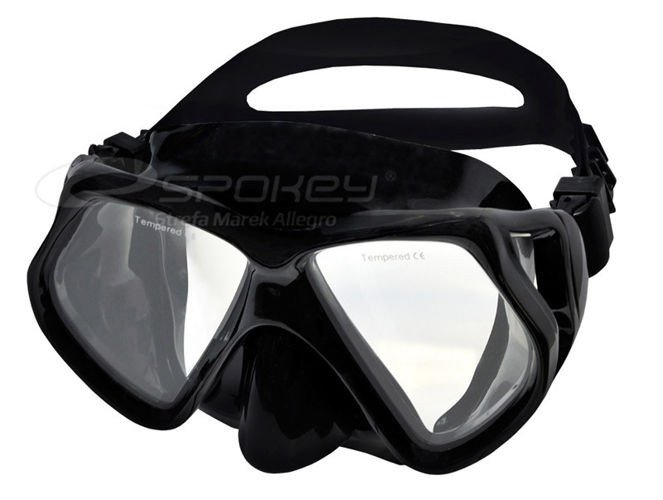 4379ac12fc52 Maska do nurkowania Natator 84006 Spokey - ABA Sport