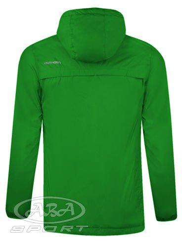 5a42f61efad71 Męska kurtka trekkingowa KUMT600 Outhorn Zielony - ABA Sport