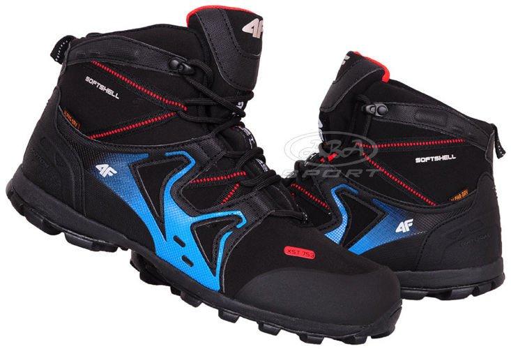 Męskie buty trekkingowe OBMT002 4F