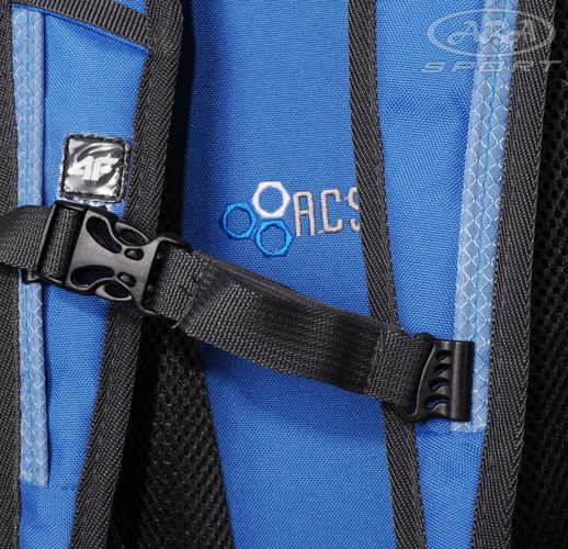 c73f5036a6d8b Plecak miejski 25l Extreme PCU009 4F niebieski - ABA Sport