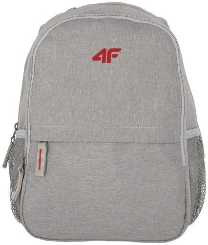 5a61a2aadfe06 Plecak miejski wycieczkowy PCU002 7L 4F Szary- ABA Sport