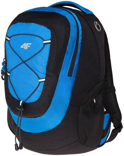 0eaefcaf7abc2 Plecak sportowy turystyczny PCU0015 20L 4F niebieski - ABA Sport