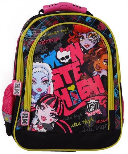 6999488cea0e7 Plecak szkolny Monster High - ABA Sport