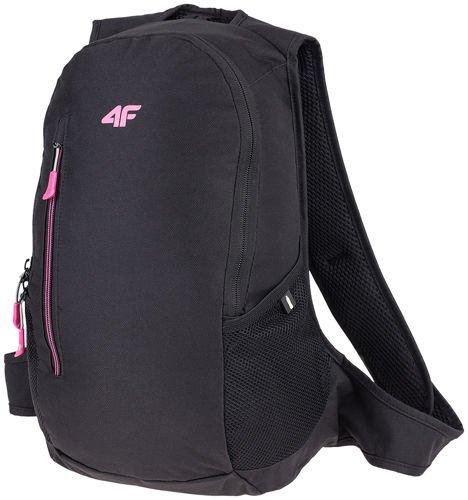 fc36e0286e9e9 Plecak szkolny miejski 10L PCD003 4F czarny - ABA Sport