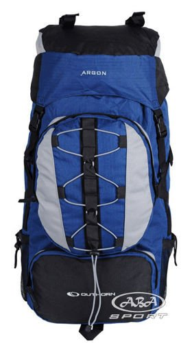 6dea03dff89b0 Plecak turystyczny 40 l Argon Outhorn Granatowy - ABA Sport