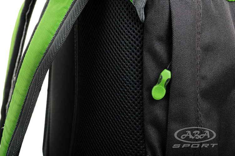 b16b37c436d7a Plecak turystyczny 50L FALCON Campus zielony - ABA Sport