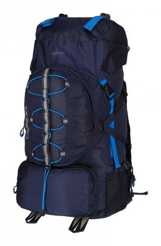 95a41d251ed09 Plecak turystyczny górski 80l PCG603A Outhorn granatowy - ABA Sport
