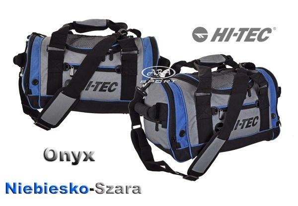 56430ccc59cf4 Torba sportowa Onyx 35L Hi - Tec - ABA Sport