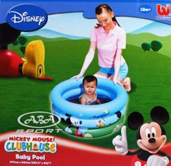 Basen dmuchany Mickey Mouse 91018 Bestway