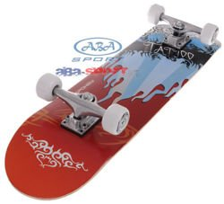 Deskorolka Tattoo Fire  Spokey 83278